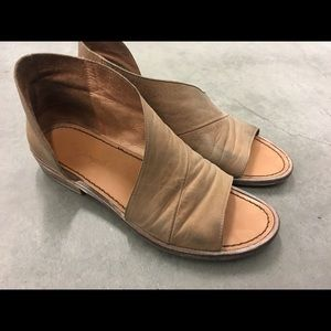 Free People Mont Blanc Sandals sz 41